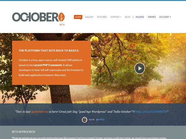 October cms